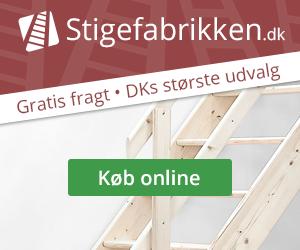 Køb hemsetrappe hos Stigefabrikken.dk